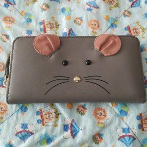 Kate Spade Mouse Wallet